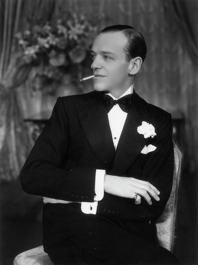 Fred Astaire Photograph by Sasha