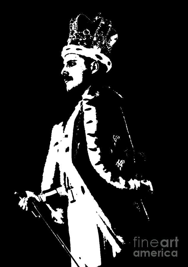 Freddie by Jessie Art