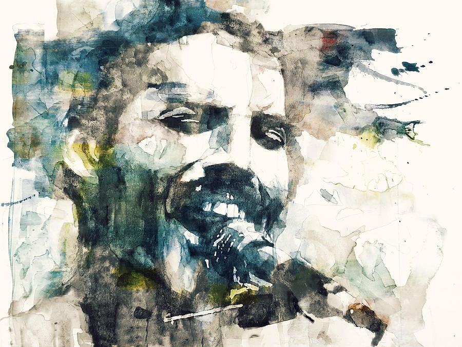 Queen Painting - Freddie Mercury - Killer Queen by Paul Lovering