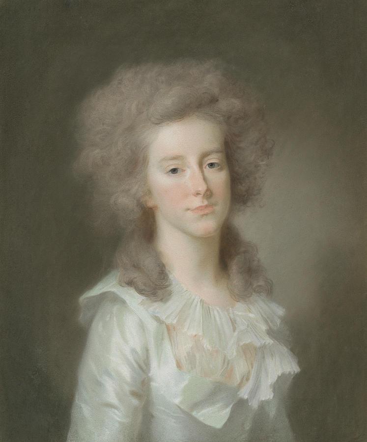 Frederica Louisa Wilhelmina by Johann Heinrich Tischbein