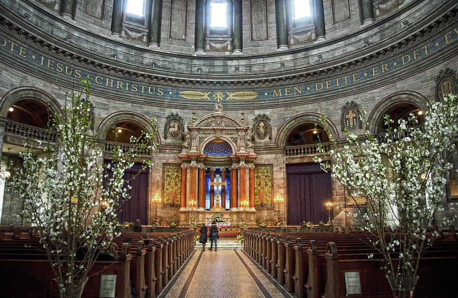 Frederik's Church Copenhagen interior by RicardMN Photography