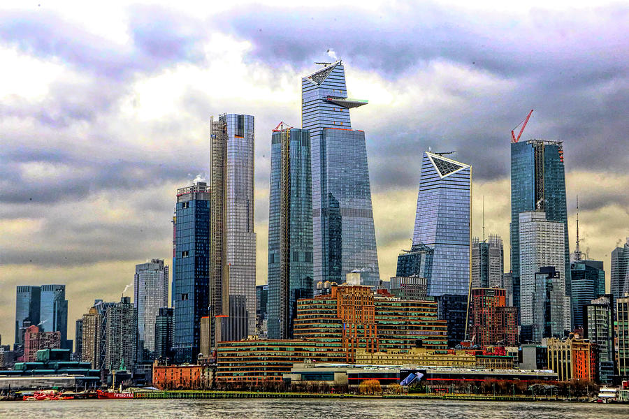 Freedom Tower New York Skyline Photograph by Geraldine Scull