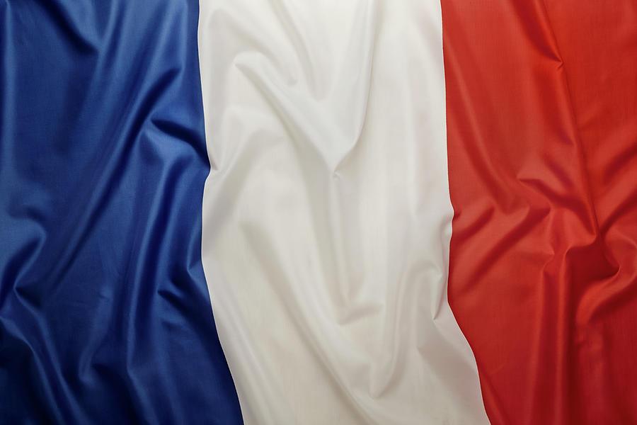 French Flag Photograph by Joseph Clark