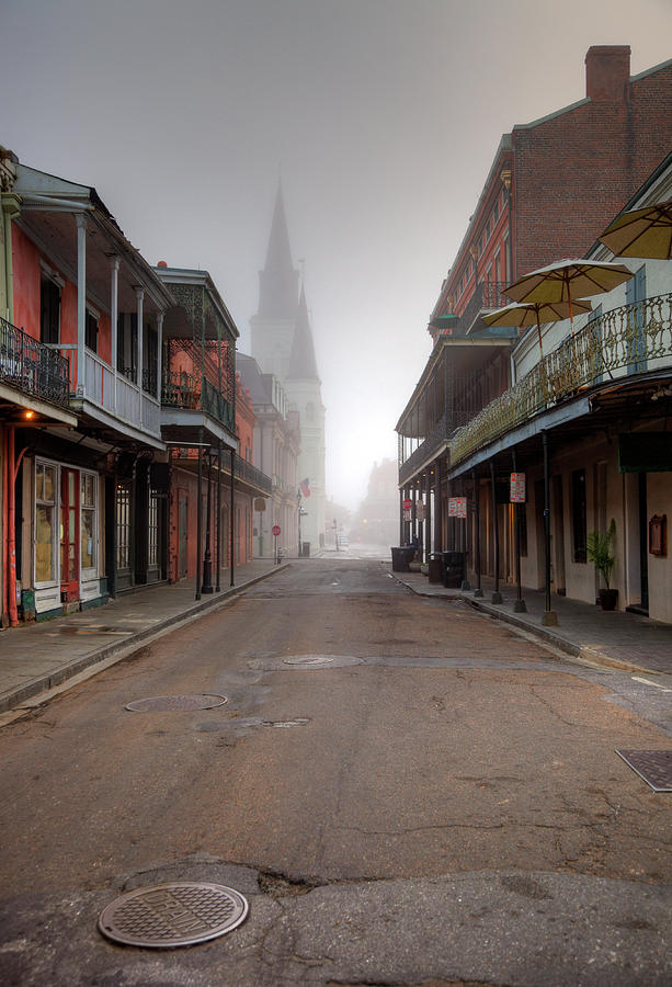 French Quarter New Orleans Photograph by Denistangneyjr