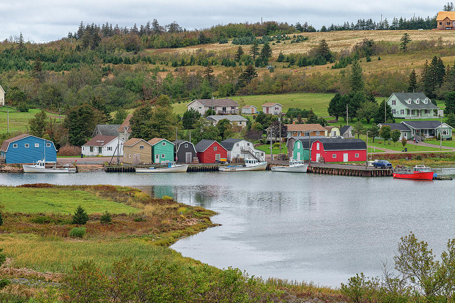 French River Photograph - French River, Pei by Bob Doucette