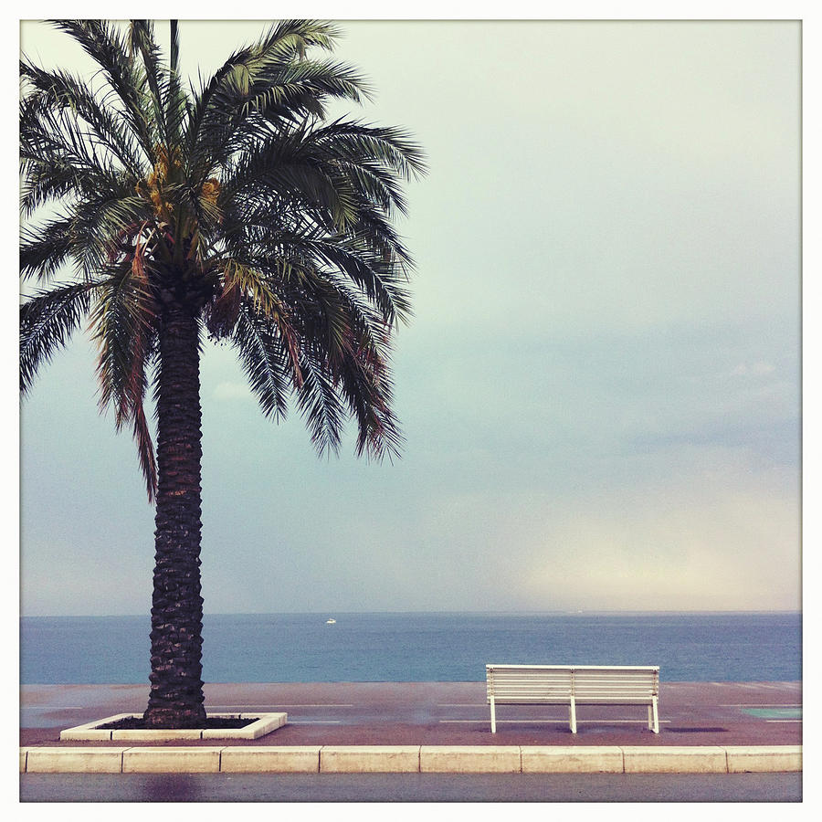 French Riviera Photograph by Ixefra