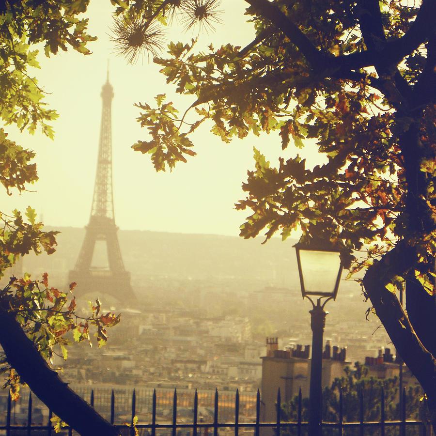 French Romance Photograph by By Smaranda Madalina Cheregi