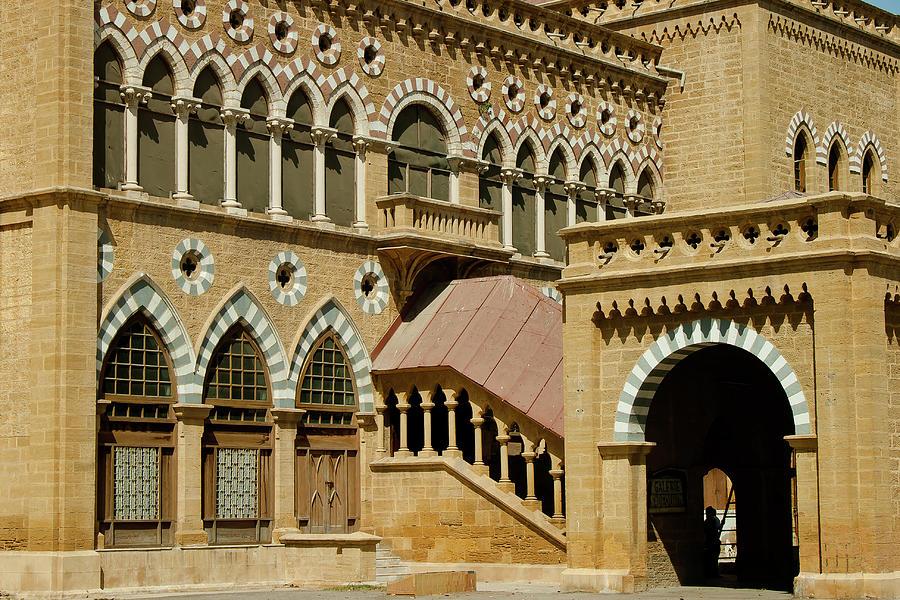 Frere Hall Karachi 1865 Photograph by Iqbal Khatri