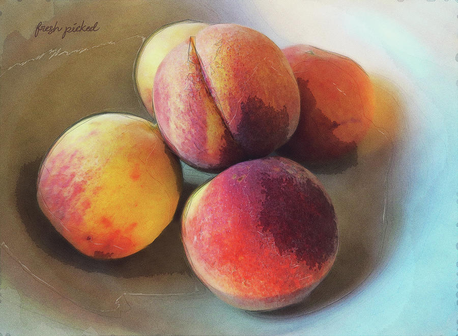 fresh picked by Sue Collura