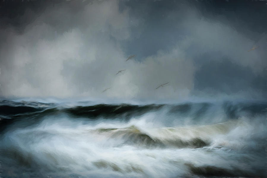 Freshening Wind by John Whitmarsh