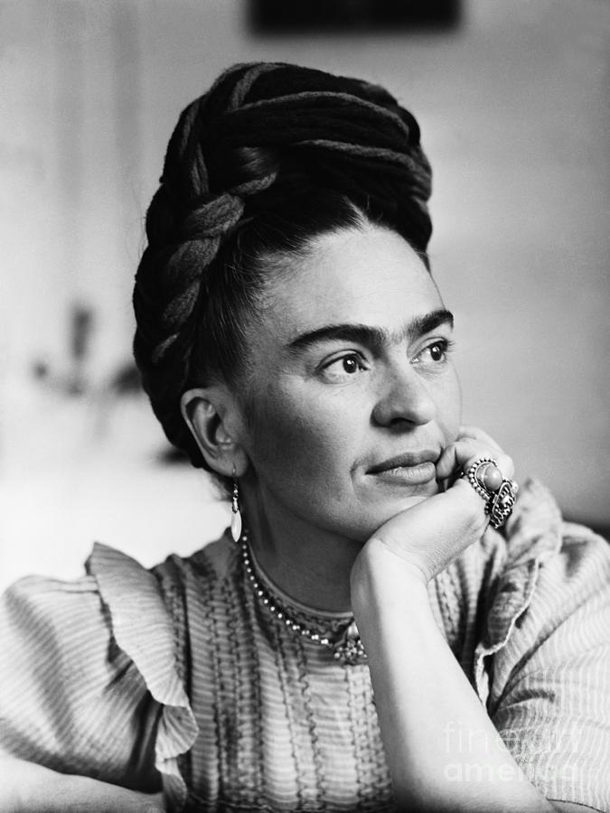 Frida Kahlo Photograph by Bettmann