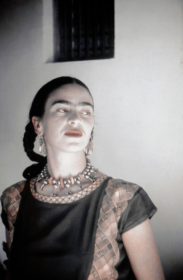 Frida Kahlo Photograph by Michael Ochs Archives
