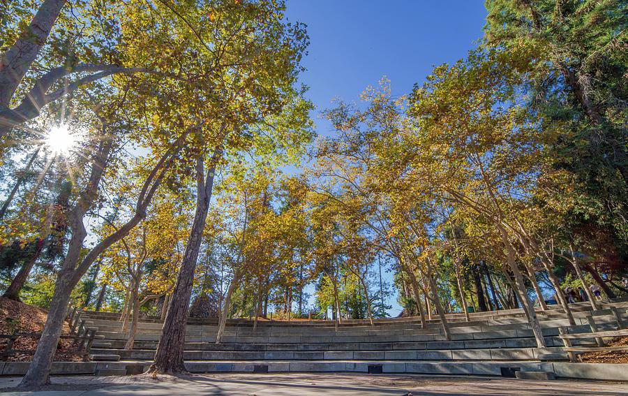 Friendship Garden Amphitheater by Jonathan Hansen