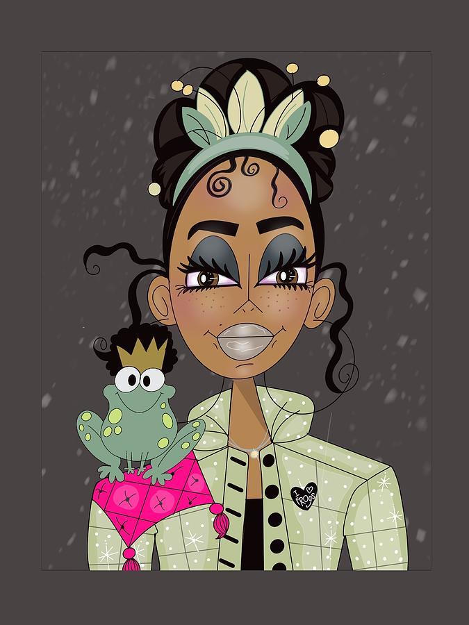 Frog by Deborah Carrie