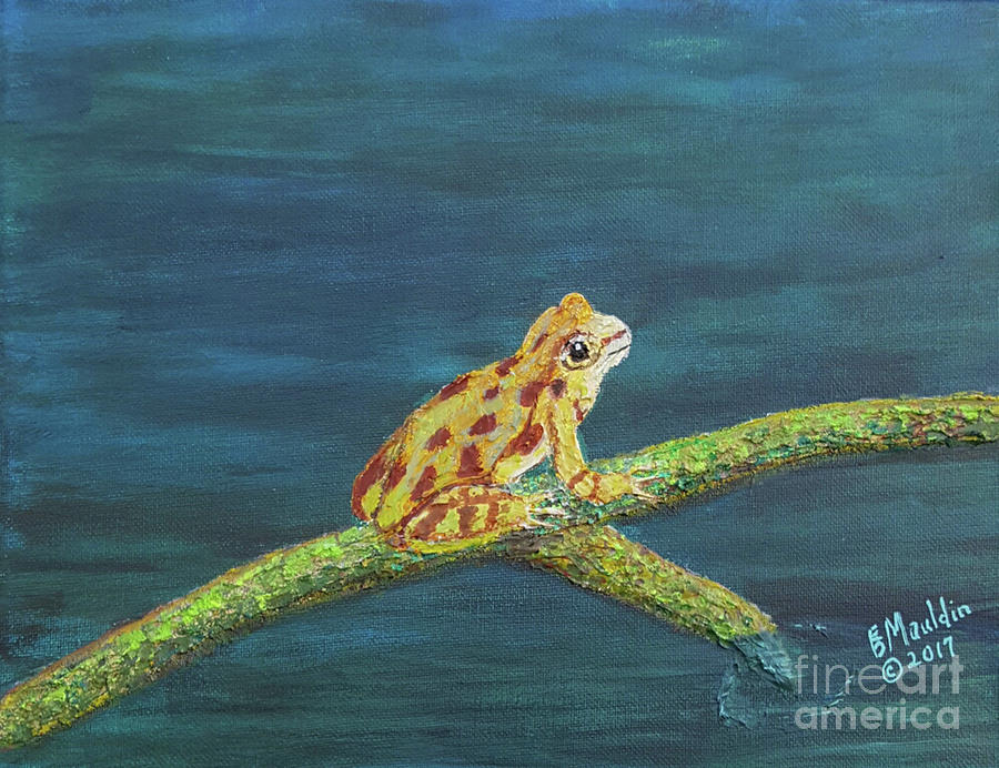 Froggy by Elizabeth Dale Mauldin