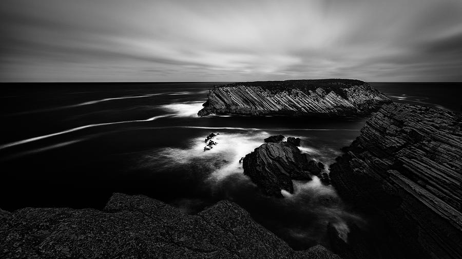 Atlantic Photograph - From Here To A Distance by Paulo Abrantes