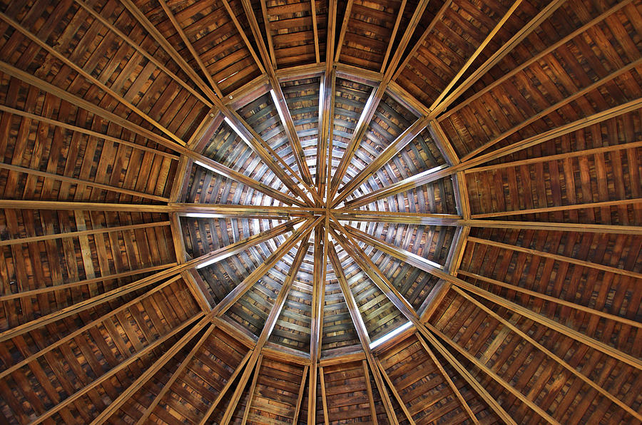 Fromme-Birney Round Barn by Alan Hutchins