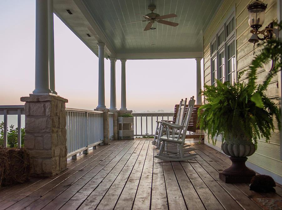 Front Porch Photograph