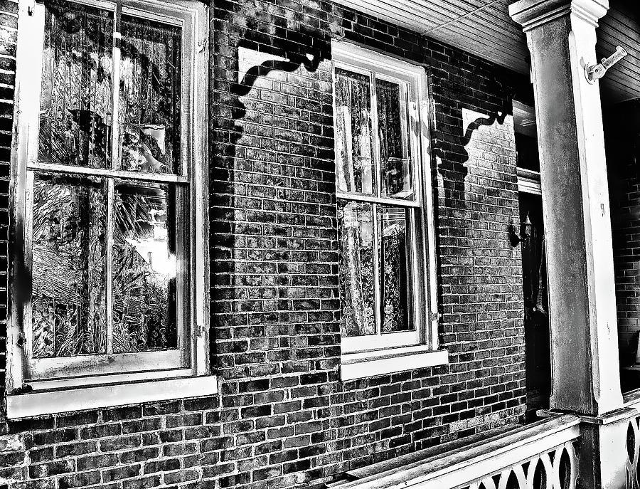 Front porch. New Market, VA by Bill Jonscher