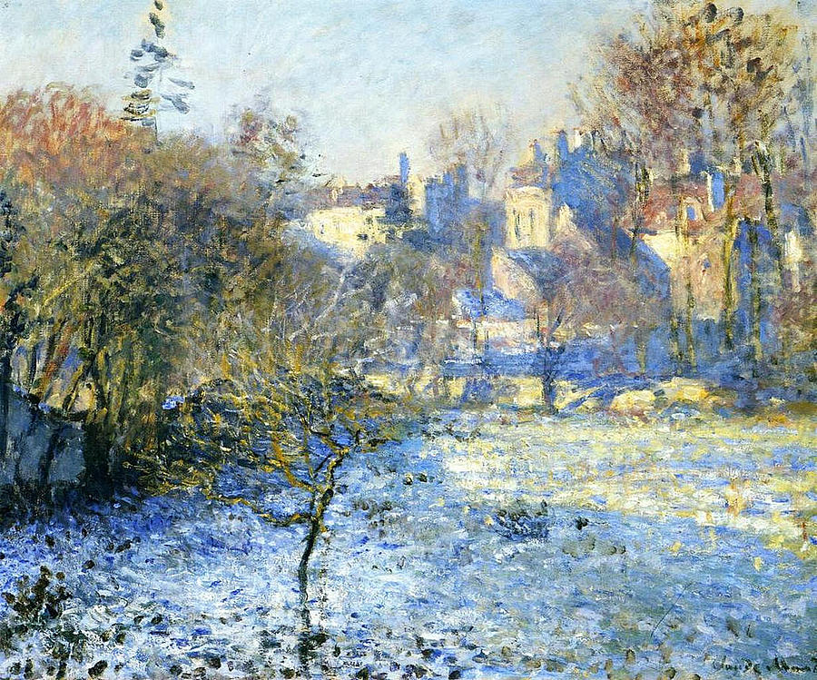 Frost, 1875 Painting