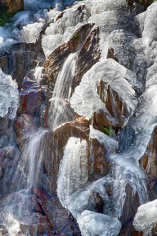 Frozen in Time  by Tom Kelly