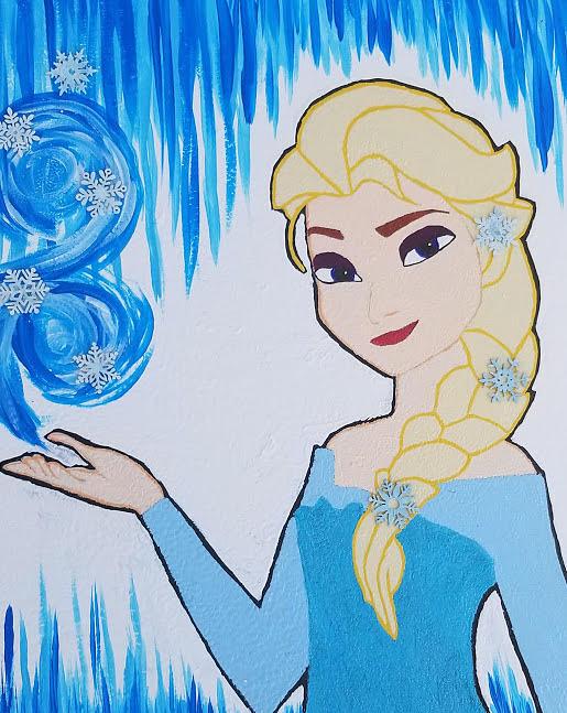 Frozen by KRISTIN MCDONNEL