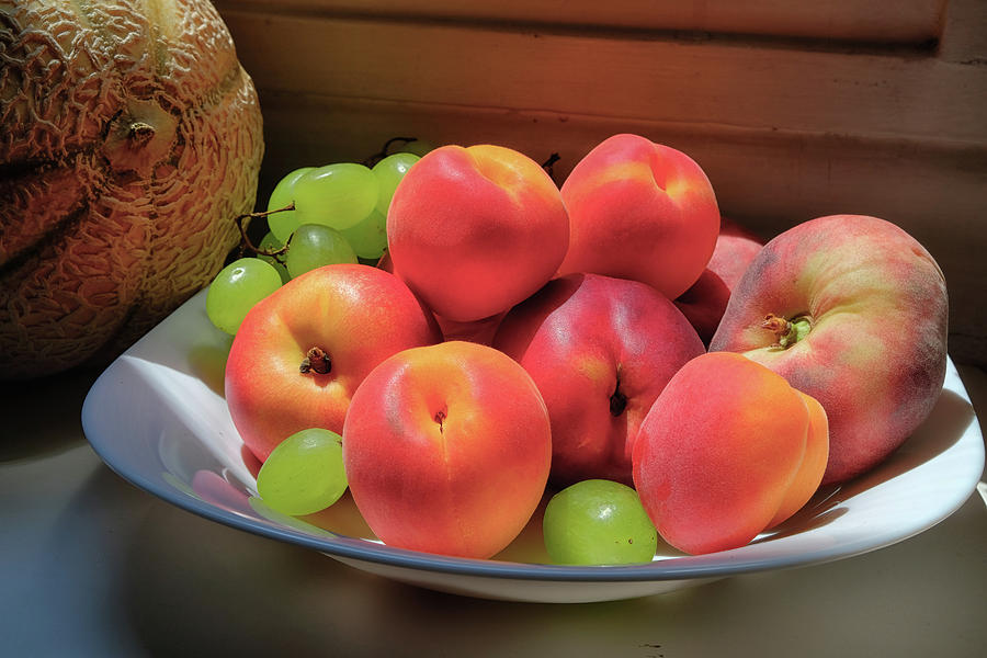 Fruit Bowl by Matthew Pace