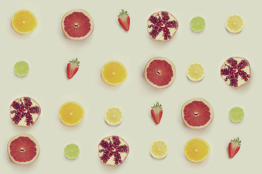 Fruit Collection Photograph by Paula Daniëlse