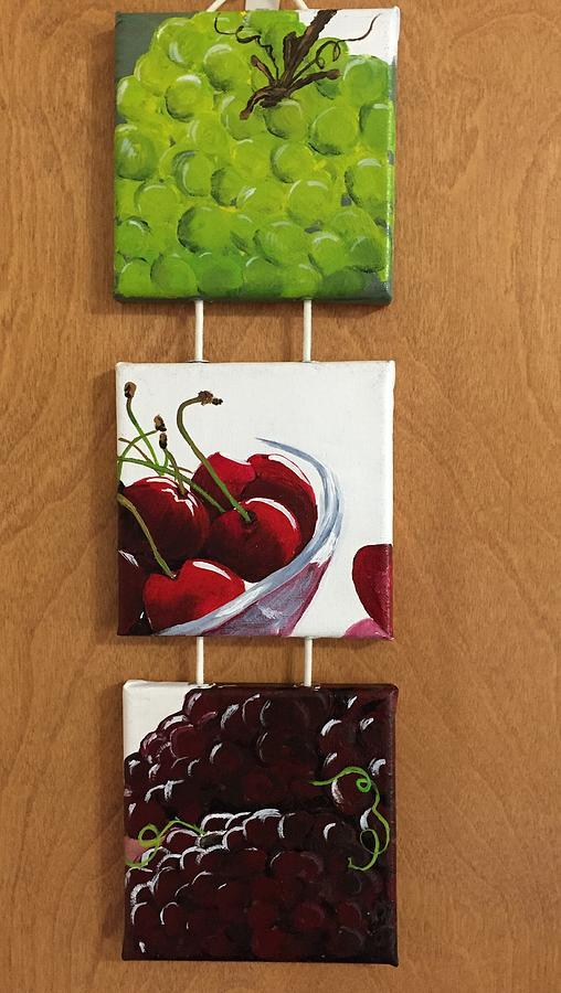 Fruit of the Okanagan  by Sharon Duguay