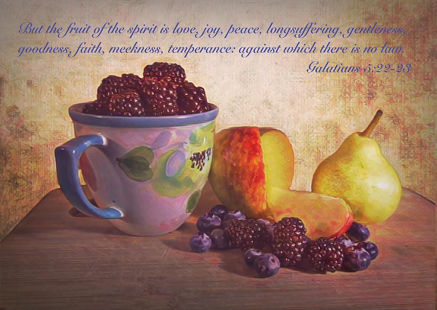 Fruit of the Spirit by Jack Wilson
