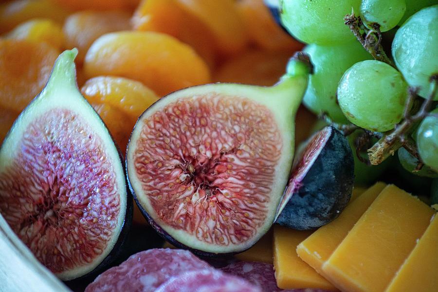 Fruit Plate by Matt Swinden