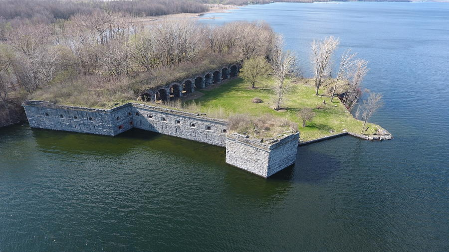 Ft Montgomery In Spring by Jedidiah Thone