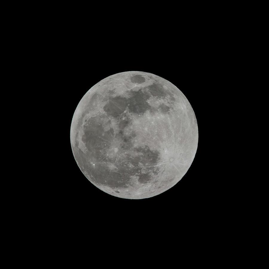 Full Moon 1/20/19 by Jim Figgins