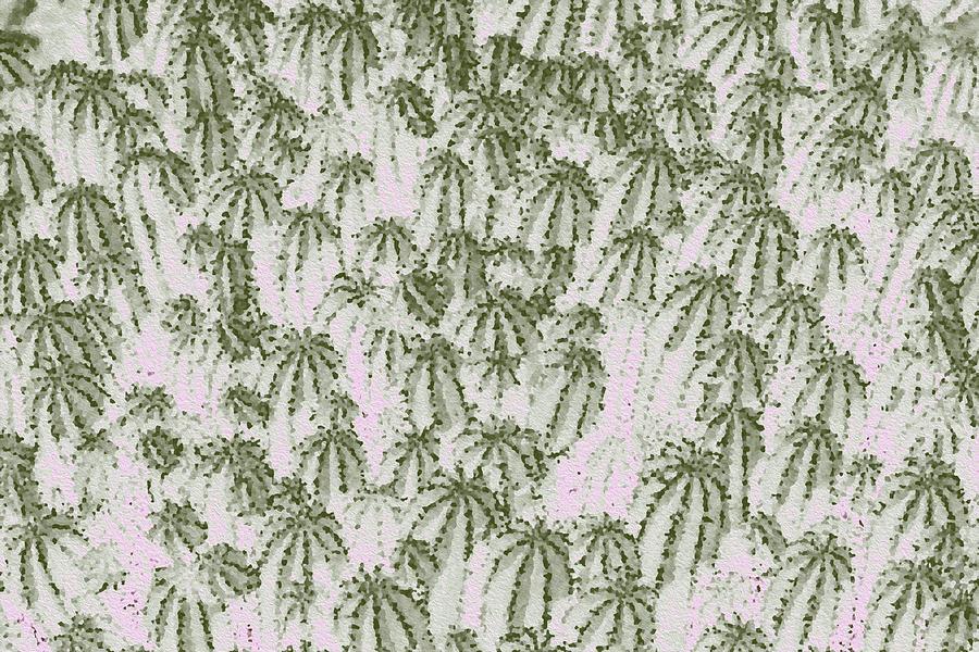 Fun Cactus Pattern by Amy Sorvillo