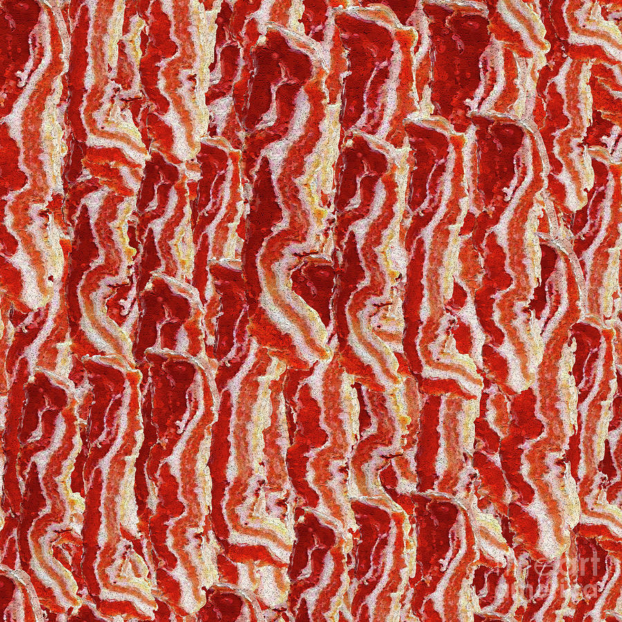 Fun With Bacon by Methune Hively