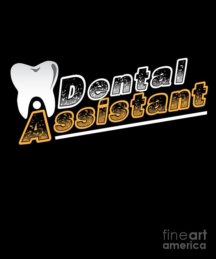Funny Dentist Quote Dental Assistant Gift