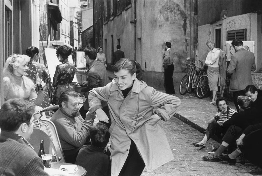 Funny Face Photograph by Bert Hardy