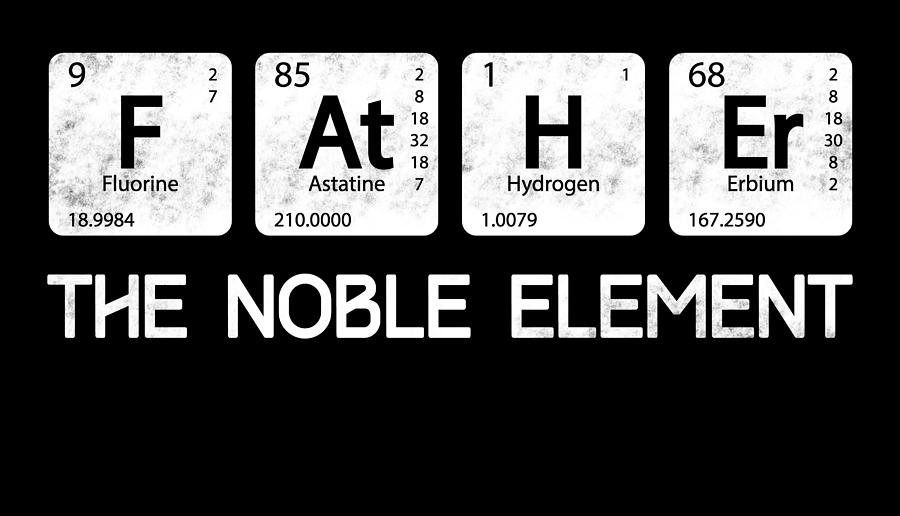 Table Of Elements Puns - About Elements