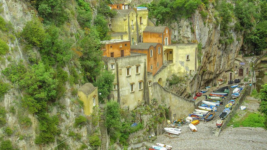Furore The Village That Doesn't Exist by Douglas Wielfaert