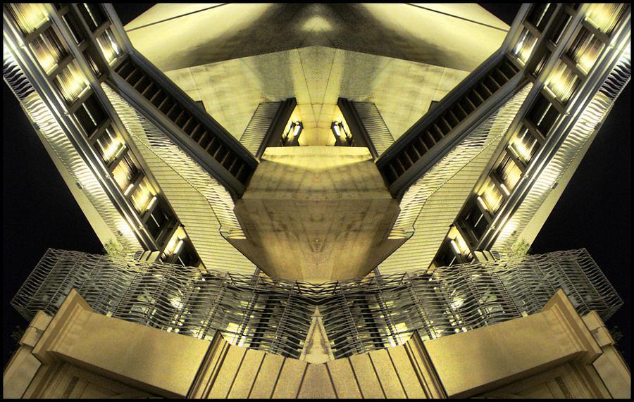 Futuristic Architecture Photograph