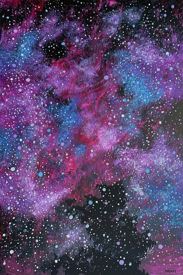 Galaxies by Nathan Rhoads