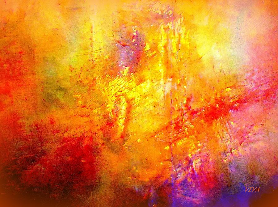 Galaxy Afire by VIVA Anderson