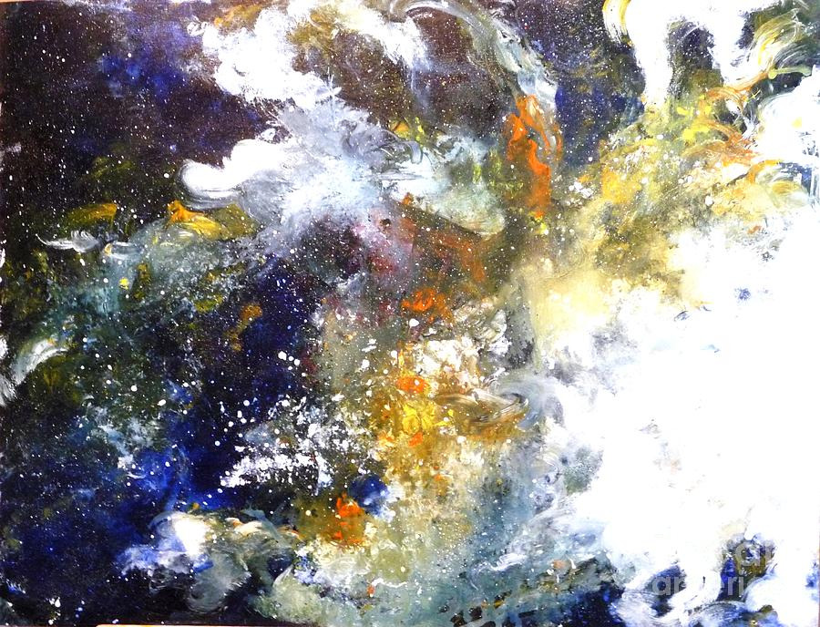 Galaxy by Betty M M Wong