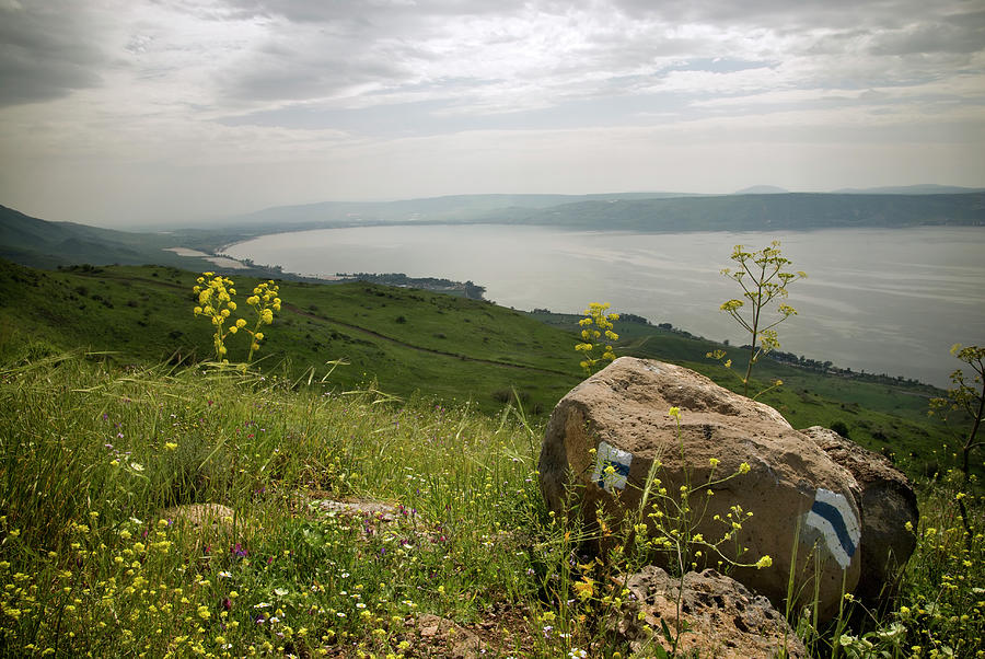 Galilee View Photograph by Zepperwing