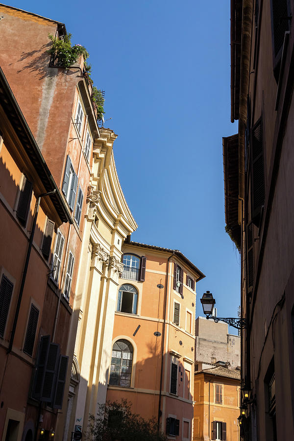 Gallivanting Around in Rome Italy - Centro Storico Small Street Character and Charm by Georgia Mizuleva