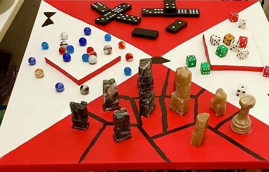 GAME NIGHT by Kenlynn Schroeder
