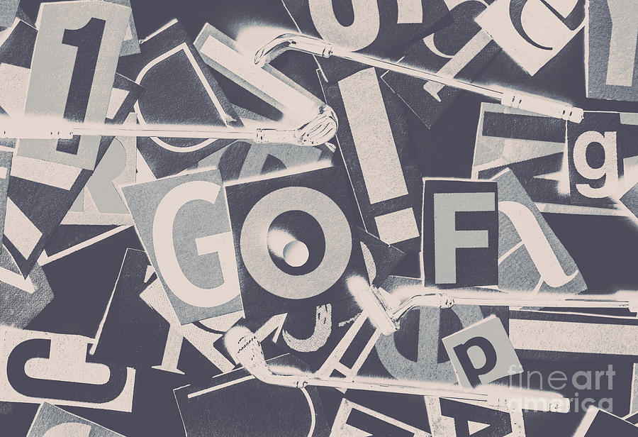 Game Photograph - Game Of Golf by Jorgo Photography - Wall Art Gallery