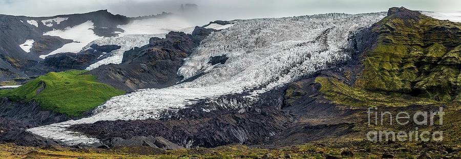 Game of Thrones Glacier by Miles Whittingham