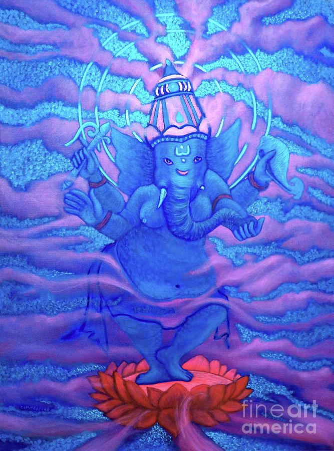 Ganesha by Brian Commerford