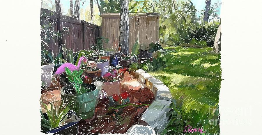 Garden II by Joe Roache